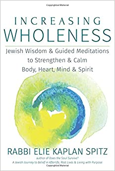 Amazon.com: Increasing Wholeness: Jewish Wisdom and Guided