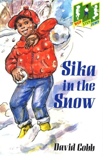 Sika in the Snow (Hop Step Jump)