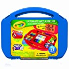Crayola Ultimate Art Case with Easel ( Color May Vary )