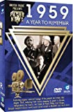 British Pathé News - A Year To Remember 1959 [DVD]