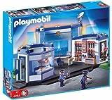 PLAYMOBIL 4264 Police Headquarters