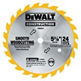 Dewalt Accessories 5-3/8 Trim Circular Saw Blade [DIY & Tools]