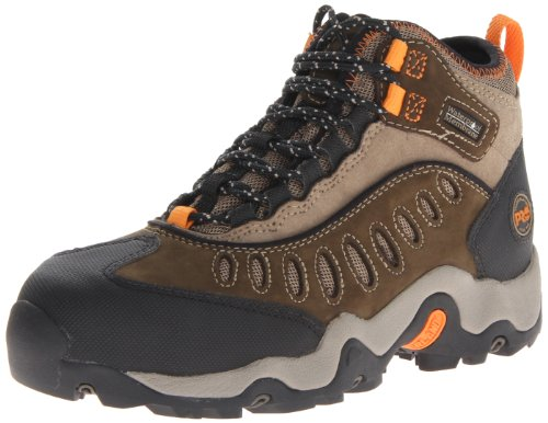 Timberland PRO Men's Mudslinger Mid WP Lace-Up Fashion Sneaker,Brown Nubuck,11.5 M US (Running A Electrical Company compare prices)