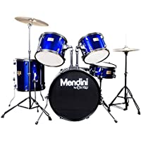 Mendini 5 Pcs Complete Drum Set