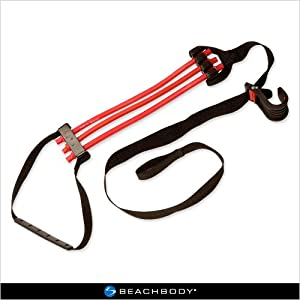 P90x Chin-up Max - Pull Up Assist Band created by Beachbody