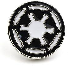 Fuerzas de Imperial Star Wars Cosplay metal pin