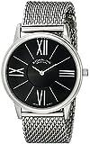Stuhrling Original Men's 533M.33111 Classic Ascot Solei Elite Analog Display Swiss Quartz Silver Watch