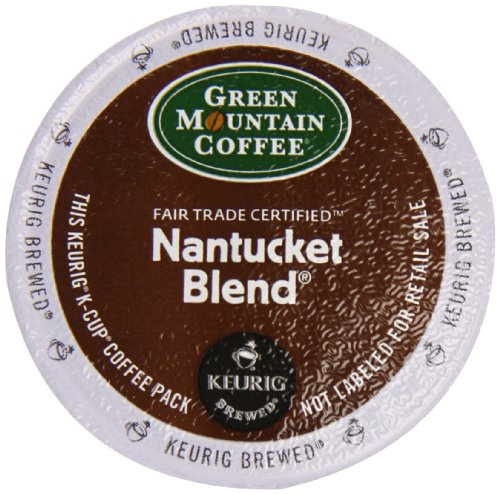 Keurig, Green Mountain Coffee, Nantucket Blend, K-Cup Counts, 50 Count (Keurig Single Cups compare prices)