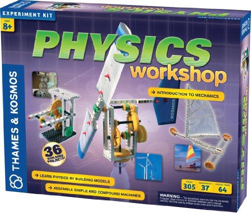 KOSMOS 625412 - Experimentierkasten: Physik Start