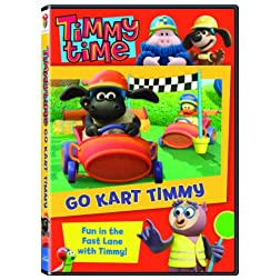 Timmy Time: Go Kart Timmy