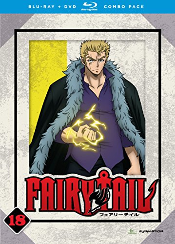 Fairy Tail: Part 18 [Blu-ray]