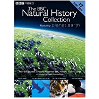 The BBC Natural History DVD Collection featuring Planet Earth