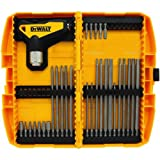 "Dewalt Handle Ratcheting Hex Key Set500 "" Metric 31 Piece"