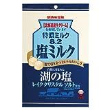 味覚糖 特濃ミルク8.2塩ミルク 95g×6袋