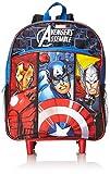 Marvel Little Boys' Avengers Rolling Backpack