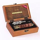 WOLFTEETH D.Fire Cameron Sino-Batteria per sigaretta elettronica Shisha Pen senza nicotina, confezione da