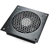 AC Infinity AI-CFS120BA Single 120 Quiet Cabinet Fan, Black