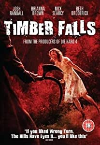 TIMBER FALLS DVD (USED) - DVD- USED