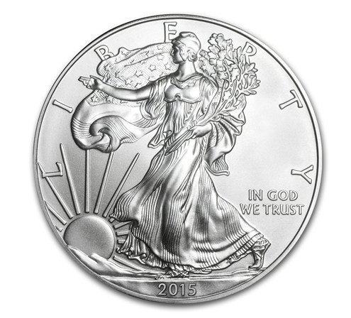 2015 American Eagle $1 Brilliant Uncirculated US Mint