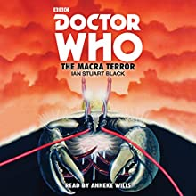 Doctor Who: The Macra Terror: Second Doctor Novelisation Audiobook by Ian Stuart Black Narrated by Anneke Wills