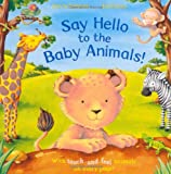 Say Hello to the Baby Animals Ian Whybrow