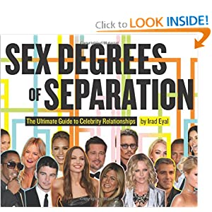 Sex Degrees of Separation Book