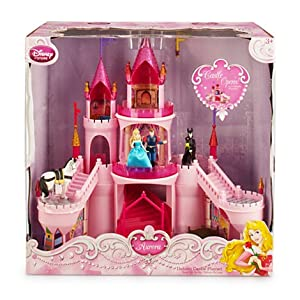 ... Castle Play Set - Sleeping Beauty Princess Doll Play Set: Toys & Games: www.amazon.com/Disney-Aurora-Deluxe-Castle-Play/dp/B00O81RQ2M
