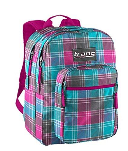 Trans by Jansport TM60 Supermax Backpack - BLINDED BLUE DAND