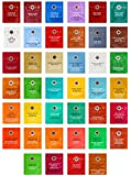 Custom VarieTea Stash Tea Bags Assortment Includes Mints (40 Count)