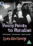 Penny Points To Paradise/Let's Go Crazy [Blu-ray] [1951] [Region Free]