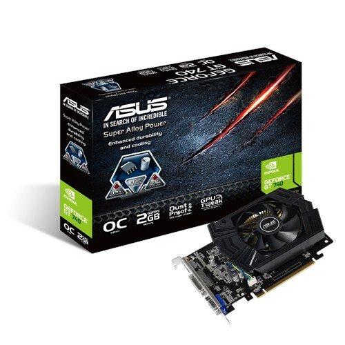 ASUS GT740-OC-2GD5 GeForce GT 740搭載グラフィックスボード
