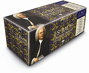 Bach Complete Edition (157 CD, 2 DVD & CD Rom Box Set)