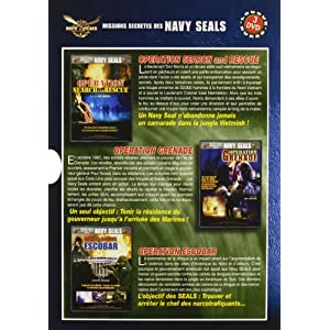 Missions secrètes navy seals, vol. 2