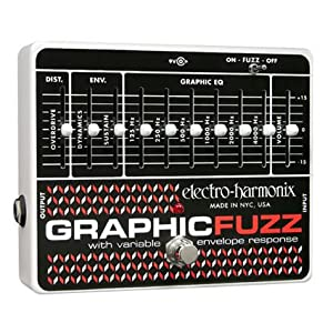 ELECTRO HARMONIX Graphic Fuzz