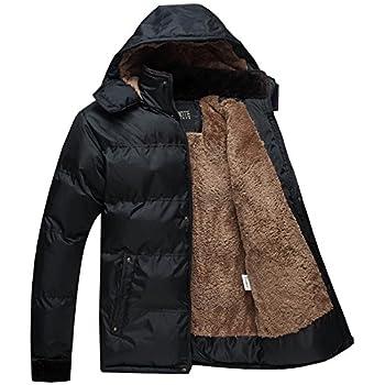 Generic Mens Winter Lightweight Packable Down Jackets Outwear Puffer Coats