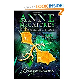 Dragondrums - Anne McCaffrey