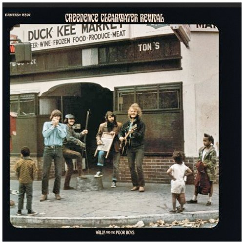 Creedence Clearwater Revival – Willy And The Poorboys (1969) [SACD 2002] {PS3 ISO + FLAC}