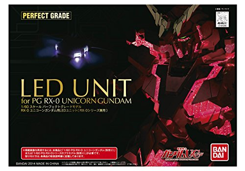 Bandai Hobby PG LED Unit for RX-0 Unicorn Gundam Model Kit (1/60 Scale) (Unicorn Ship Model compare prices)