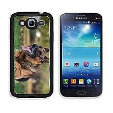 buy Msd Samsung Galaxy Mega 5.8 Aluminum Plate Bumper Snap Case German Shepherd Alsatian Police Dog Image 24680218