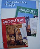 Writer's Choice Grammar and Composition (Standardized Test Practice Grade 11-12) (0026351781) by Glencoe