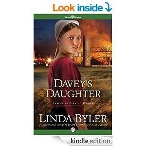 Davey's Daughter (Lancaster Burning Book 2)