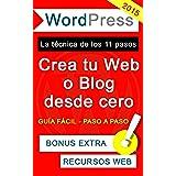 Web o blog desde cero
