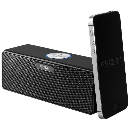 Frisby Fs-150B Portable Rechargeable 2.0 Bluetooth Aluminum Case Wireless High Quality Portable Speaker With Sd Tf Usb