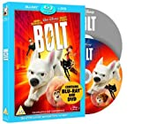 echange, troc Bolt [Blu-ray] [Import anglais]