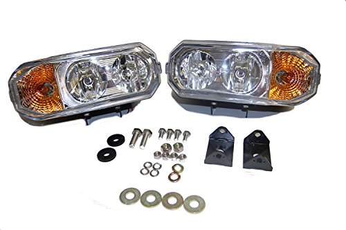 Hamsar Snow Plow Lights 81091/2 12 Volt Kit (Light Truck Plow compare prices)