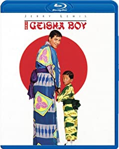 Geisha Boy [Blu-ray]