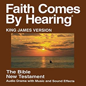 Amazon.com: KJV New Testament - King James Version ...