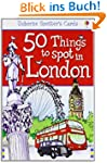 50 Things to Spot in London. Activity...