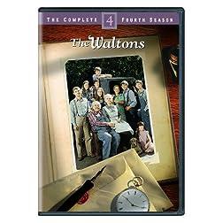 Waltons: The Complete Fourth Season