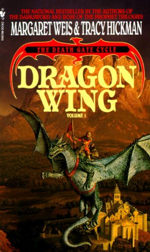 Dragon Wing: The Death Gate Cycle, Volume 1 (A Death Gate Novel) by Margaret Weis, Tracy Hickman